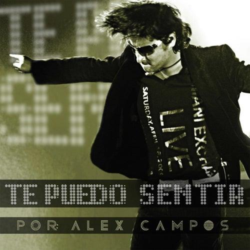 Te Puedo Sentir de Alex Campos