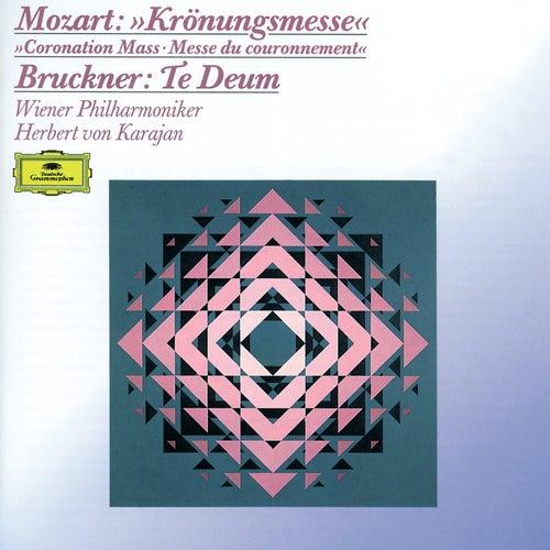 Mozart: Mass K.317 'Coronation Mass' / Bruckner: Te Deum de Kathleen Battle