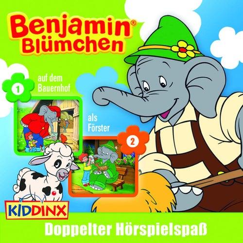 Natur Bundle (Benjamin Blümchen auf dem Bauernhof & Benjamin Blümchen als Förster) von Benjamin Blümchen
