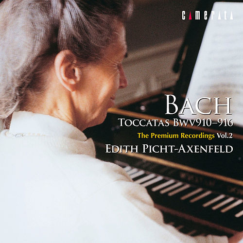 Bach: Toccatas BWV910-916 - The Premium Recordings Vol. 2 de Edith Picht-Axenfeld