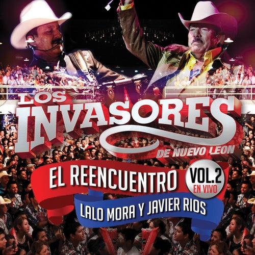 El Reencuentro En Vivo, Vol. 2 de Los Invasores De Nuevo Leon