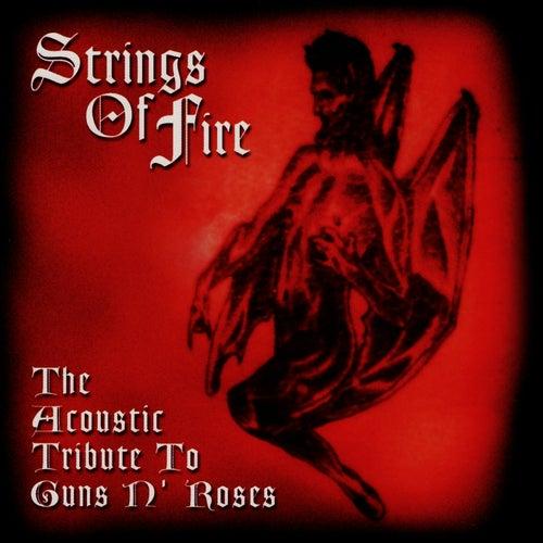 Strings Of Fire:... Guns 'N' Roses von Dodo