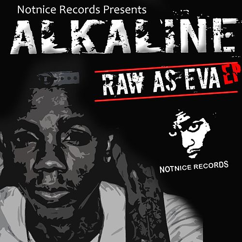 Raw as Eva EP by Alkaline