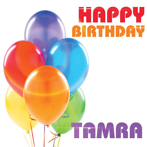 Happy Birthday Tamra Von The Birthday Crew Napster