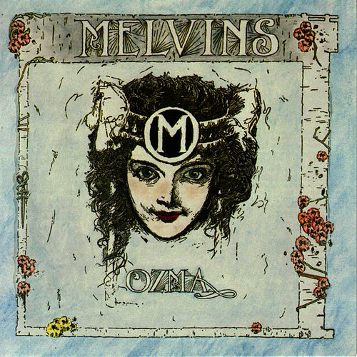 Ozma/Gluey Porch Treatments by Melvins