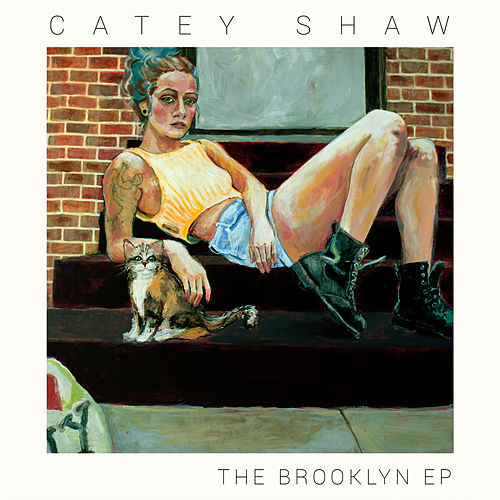 The Brooklyn (Extended Play) - Clean de Catey Shaw