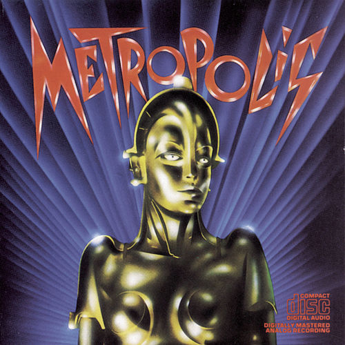 Metropolis de Original Motion Picture Soundtrack