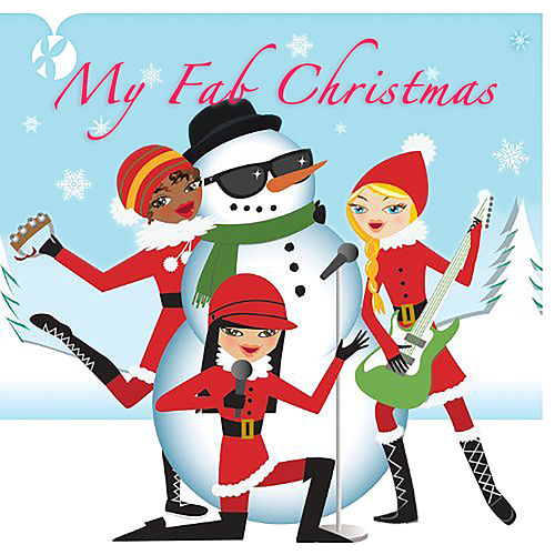 My Fab Christmas by Barbie