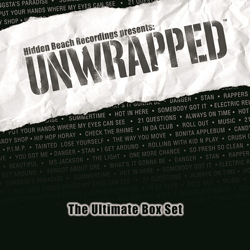 Hidden Beach Recordings Presents: Unwrapped The Ultimate Box Set de Unwrapped