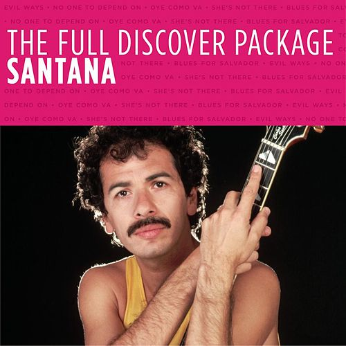 The Full Discover Package by Santana