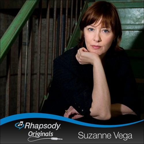 Rhapsody Originals de Suzanne Vega