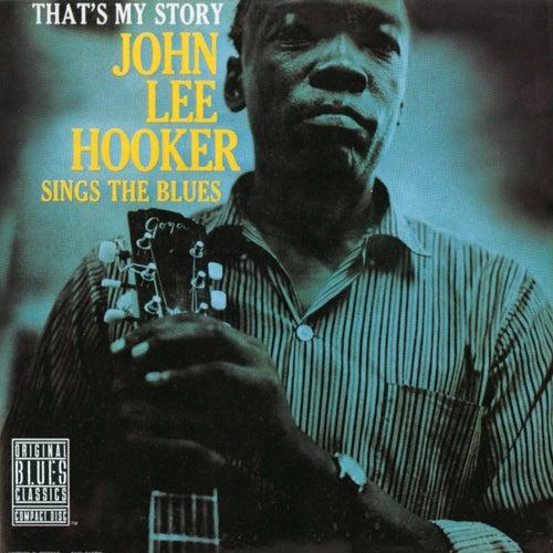 That's My Story de John Lee Hooker