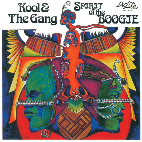 Spirit Of The Boogie by Kool & the Gang