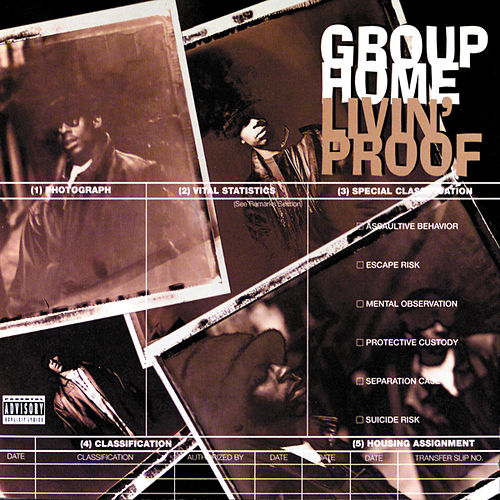 Livin' Proof de Group Home