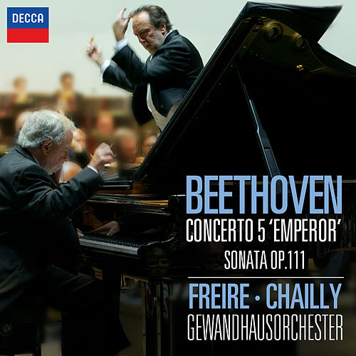 Beethoven: Piano Concerto No.5 - 'Emperor'; Piano Sonata No.32 in C Minor, Op.111 di Nelson Freire