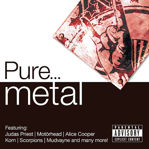 Pure... Metal by Various Artists