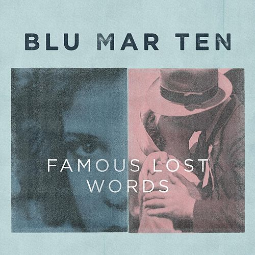 Famous Lost Words von Blu Mar Ten