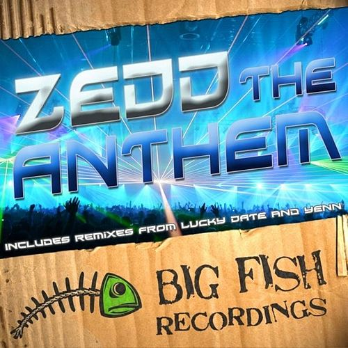 The Anthem van Zedd