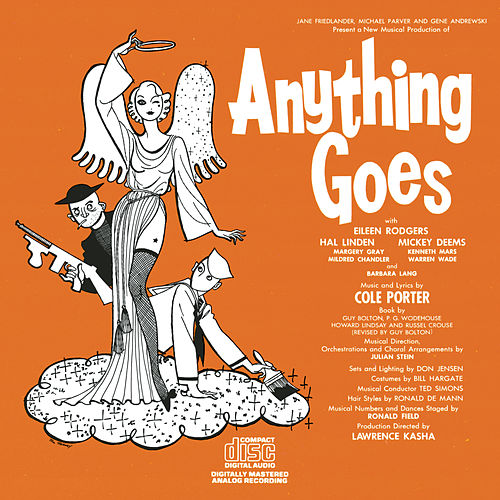 Anything Goes (Off-Broadway Cast Recording (1962)) von Cole Porter