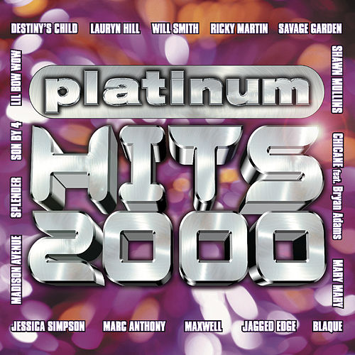Platinum Hits 2000 de Various Artists