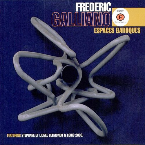 Espaces baroques by Frederic Galliano
