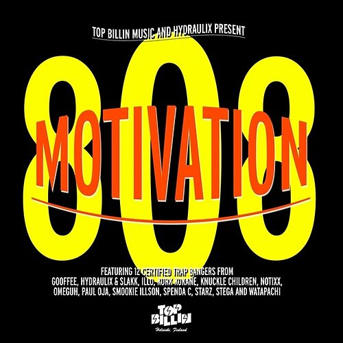 Motivation 808 de Various Artists