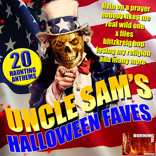 Uncle Sam's Halloween Faves de Various Artists