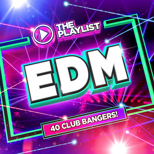 The Playlist - EDM by Various Artists