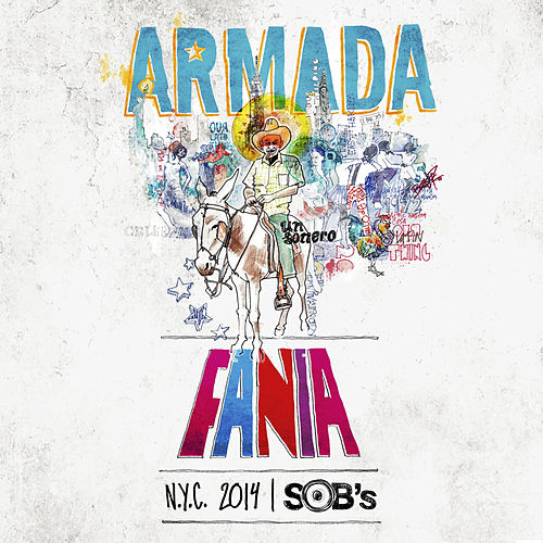Armada Fania N.Y.C. 2014 SOBs de Various Artists