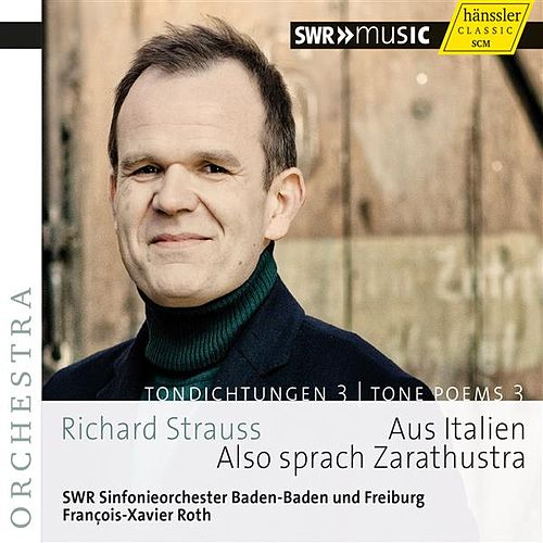Richard Strauss: Tone Poems, Vol. 3 de Sinfonieorchester des Südwestrundfunks