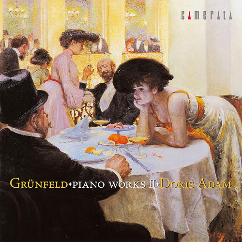 Grünfeld: Piano Works II de Doris Adam