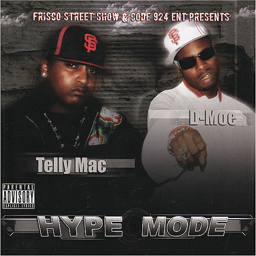 Hype Mode von Telly Mac