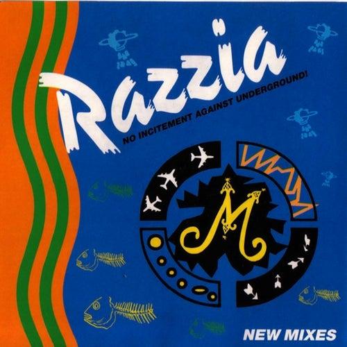 Razzia (Original Mixes 1993) de M