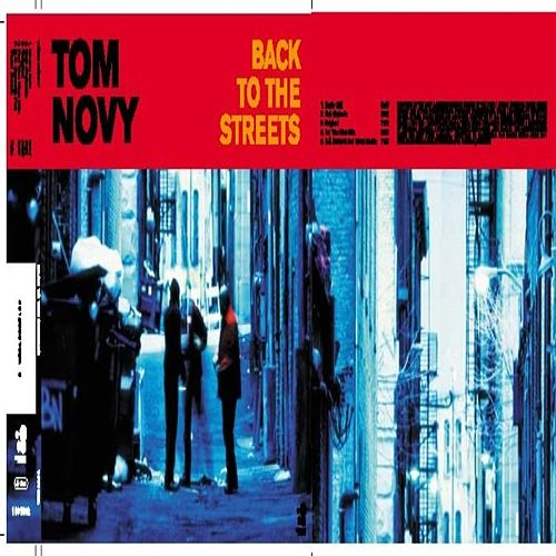 Back To The Streets de Tom Novy