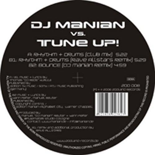 Rhythm & Drums / Bounce von Manian