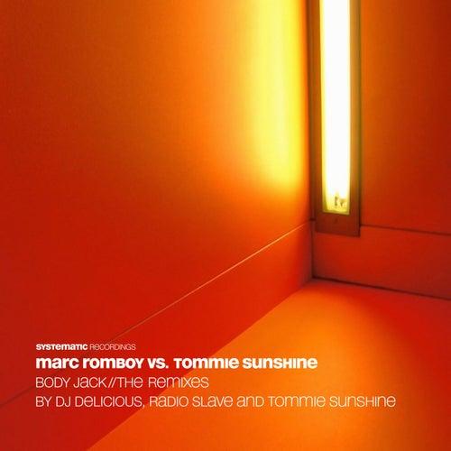Body Jack (The Remixes) de Marc Romboy