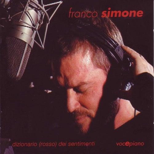 Dizionario (Rosso) Dei Sentimenti de Franco Simone