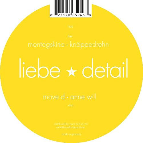 Liebe Detail 06 by Various Artists