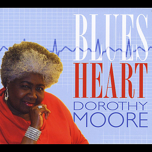 Blues Heart de Dorothy Moore