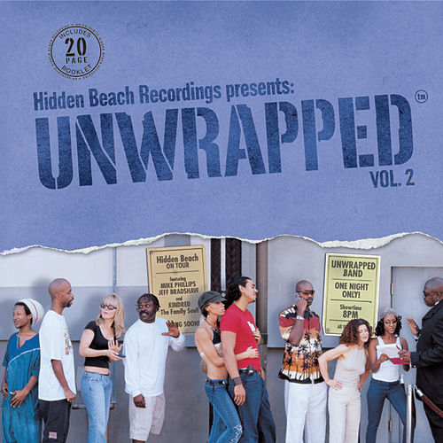 Hidden Beach Recordings Presents: Unwrapped Vol. 2 von Unwrapped