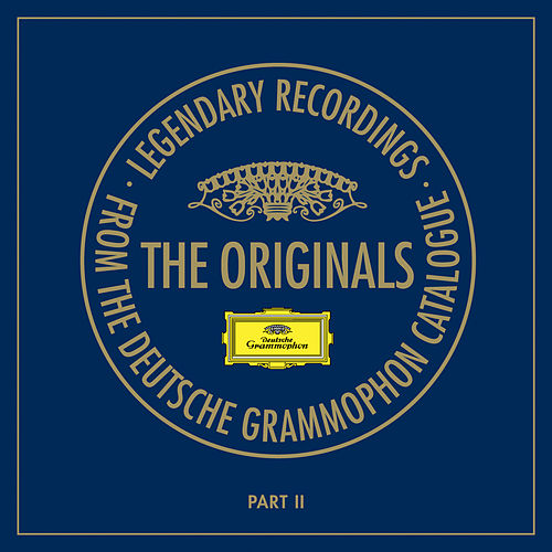 The Originals - Legendary Recordings From The Deutsche Grammophon Catalogue by Various Artists