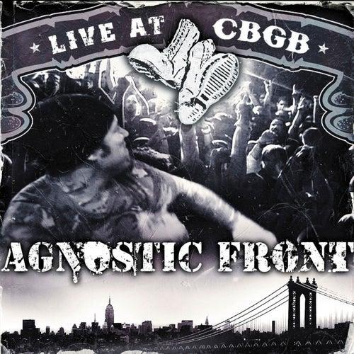 Live at CBGB von Agnostic Front