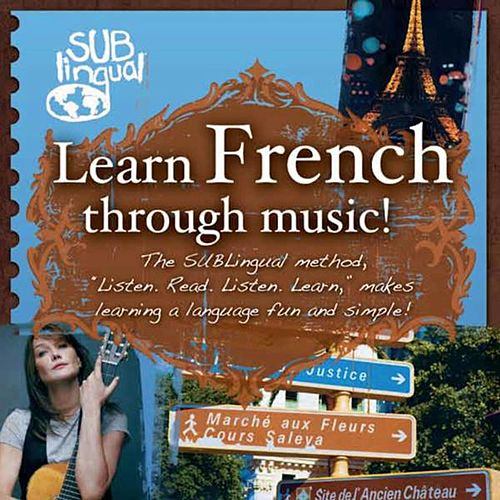 Sublingual French de Various Artists