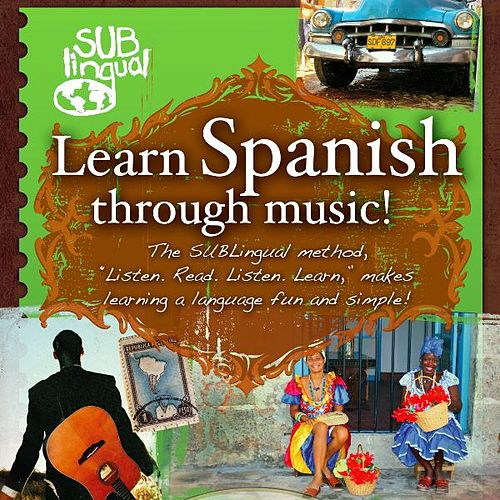 Sublingual Spanish de Various Artists