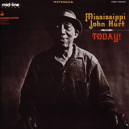 Today! de Mississippi John Hurt