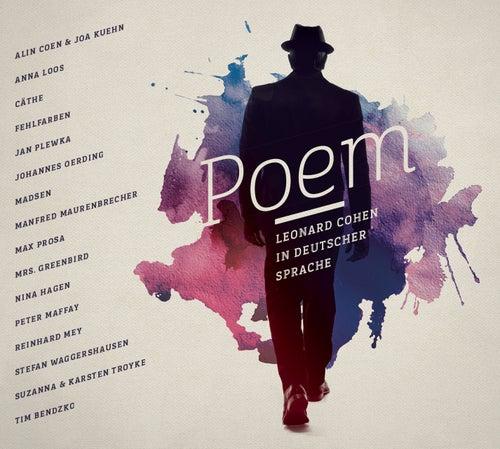 Leonard Cohen in deutscher Sprache - Poem fra Various Artists