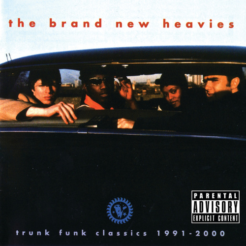 Trunk Funk Classics 1991-2000 by Brand New Heavies