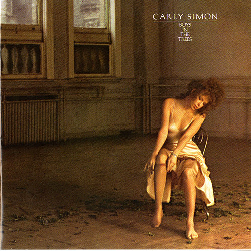 Boys in the Trees de Carly Simon