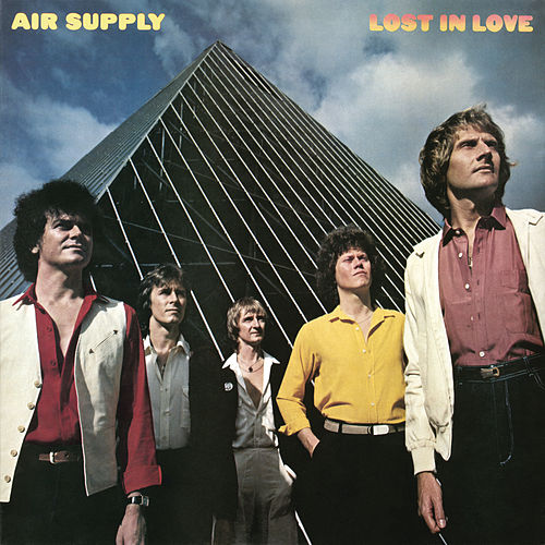 Lost in Love de Air Supply