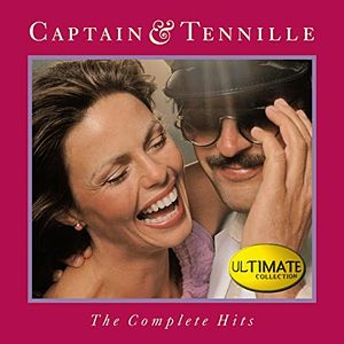The Ultimate Collection:  Captain & Tennille by Captain & Tennille
